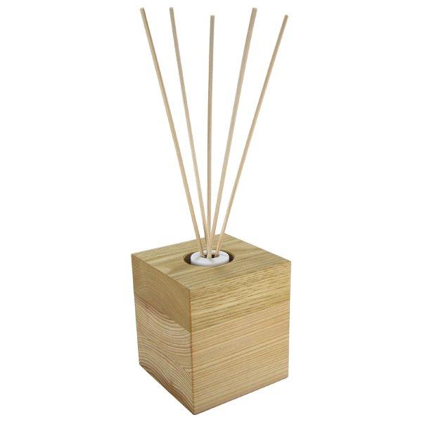 画像1: 《当店オリジナル》天然木のリードディフューザ「木香厘(きこり)」 (1)